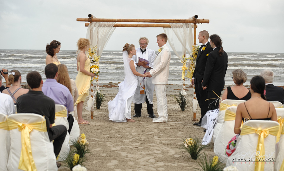 Galveston Island Weddings Amp Minister